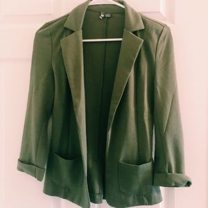 Urban outfitters casual blazer